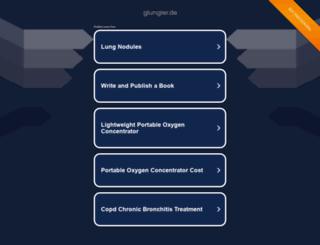 glungler.de screenshot