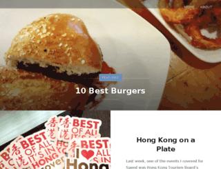 gluttononabudget.com screenshot