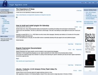 glvarnell.com screenshot