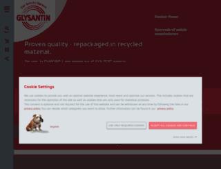 glysantin.sk screenshot