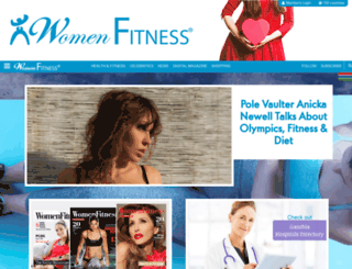 gm.womenfitness.net screenshot