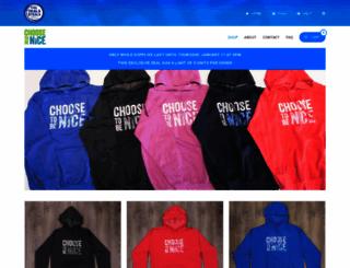 gma-choosetobenice.com screenshot