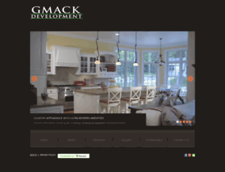 gmackdevelopment.com screenshot