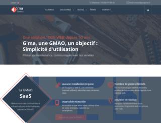 gmagmao.fr screenshot