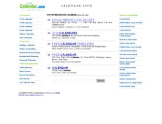 gmail.calendar.com screenshot