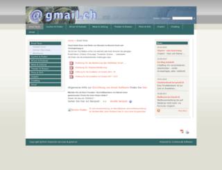 gmail.ch screenshot