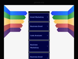gmane.org screenshot