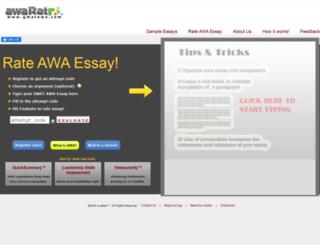 gmatawa.com screenshot