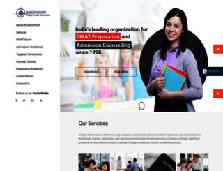 gmatdelhi.com screenshot