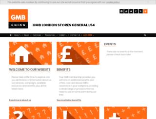 gmblsgl54.org.uk screenshot