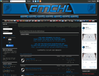 gmchl.forumotion.com screenshot