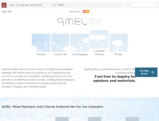 gmel.me screenshot