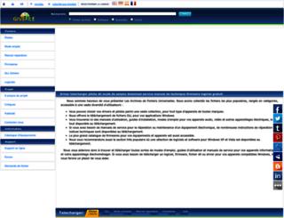 gmfile.fr screenshot