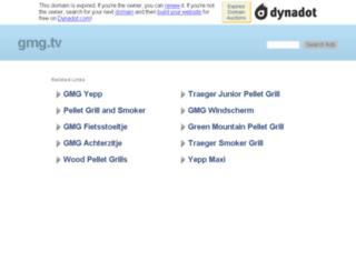 gmg.tv screenshot