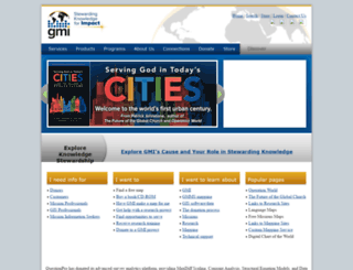 gmi.org screenshot