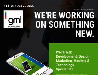 gmlconsulting.co.uk screenshot