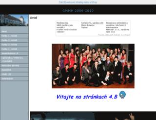 gmmh.wbs.cz screenshot