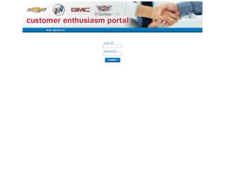 gmnacsi.com screenshot