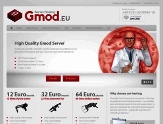 gmod.eu screenshot