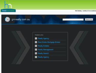 gmrealty.com.au screenshot