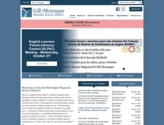 gmrsd.org screenshot