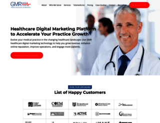 gmrwebteam.com screenshot