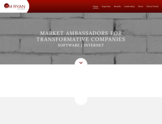 gmryan.com screenshot