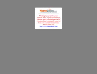 gmsproject.org screenshot
