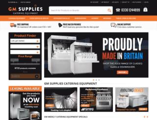 gmsuppliesltd.co.uk screenshot