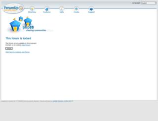 gmtbr.forumup.it screenshot