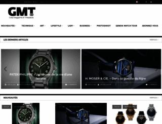 gmtmag.com screenshot