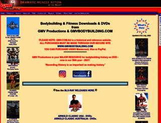 gmv.com.au screenshot