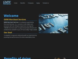 gmwmerchantservices1.com screenshot