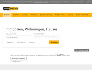 gmx.immowelt.de screenshot