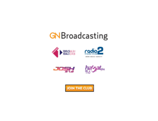 gnbroadcasting.com screenshot
