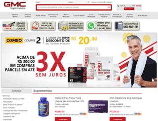 gncsuplementos.com.br screenshot