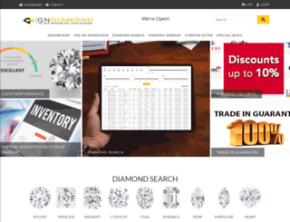 gndiamond.com screenshot