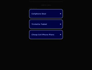 gnex.org screenshot