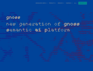 gnoss.com screenshot