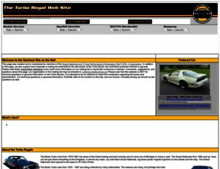 gnttype.org screenshot