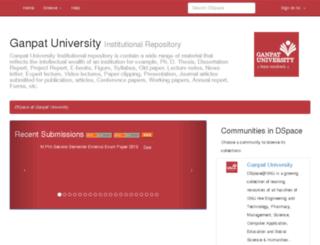 gnu.inflibnet.ac.in screenshot