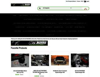 go-autoworks-store.com screenshot