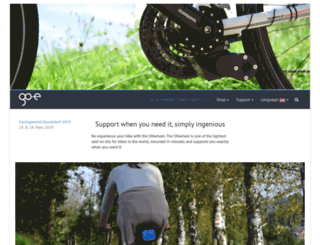 go-e.bike screenshot
