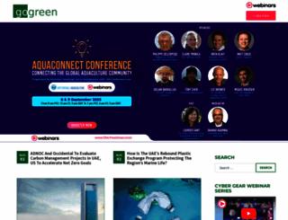 go-green.ae screenshot