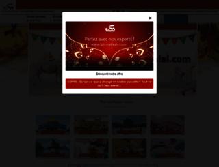 go-makkah.com screenshot