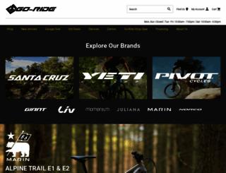 go-ride.com screenshot