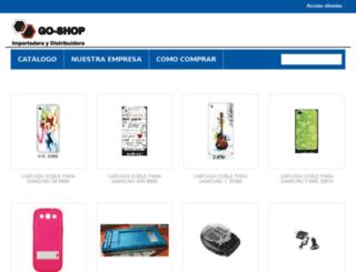 go-shop.cl screenshot