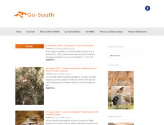 go-south.org screenshot