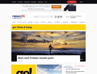 go-southernafrica.com screenshot