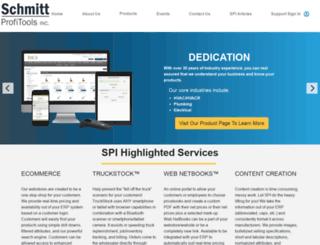 go-spi.com screenshot